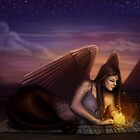 Sphinx by ChelseaRose