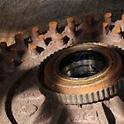 Rusted Drum by Lynn Gedeon