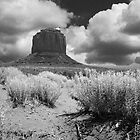 Monument Valley by Jay  Goode