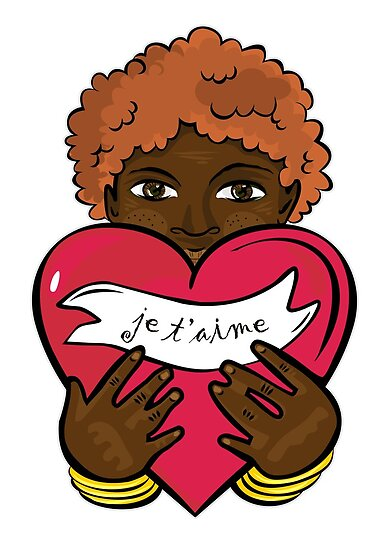 je t'aime by demonique