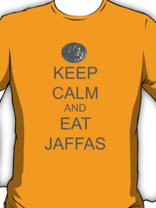 Keep Calm Eat Jaffas T-Shirt