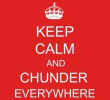 I Chundered, Everywhere! by jack-bradley
