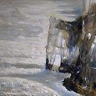 Bempton and Gannets by Sue Nichol