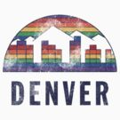 Denver (Vintage) by Look Human