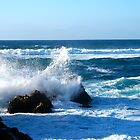 Sea Spray by BarbaraSnyder