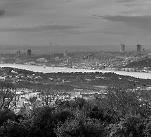 The Beautiful Bosphorus  by Burcin Cem Arabacioglu