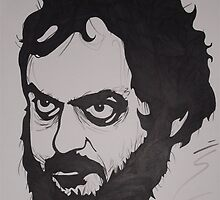 Stanley Kubrick by Ant-Acid