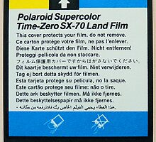 Time-Zero SX-70 by PictureNZ