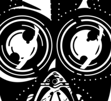 Mask #1 Sticker