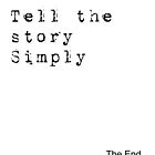 A gentle reminder of value- stories and simplicity by Simone Pullar-Wells