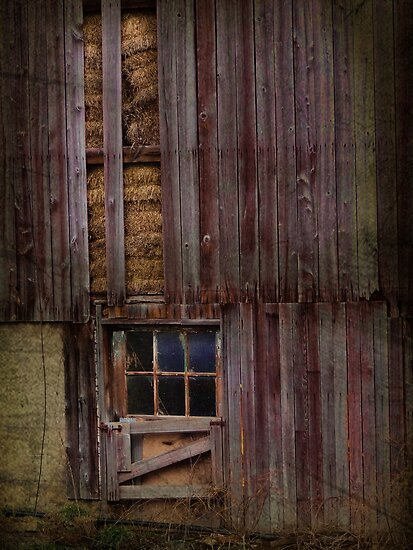 barn window by vigor