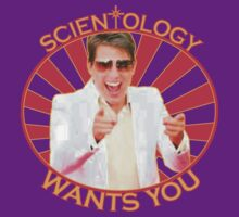 Scientology Tee Shirt by MILLAR13