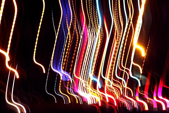 Lights Dark III by 5u623r0