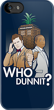 Who Dunnit? by Patrick Scullin