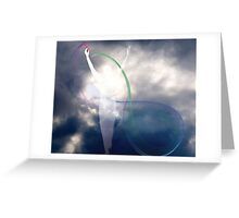 earth & being 7 Greeting Card
