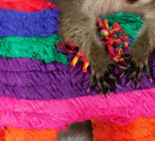 Mexican Raccoon Sticker