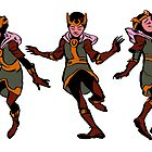 Kid Loki by genue