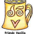 """Friends Vanilla"" by janinej9"