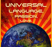 Universal Language by Keith Talley II