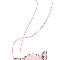 Love piggy by OkoLaa