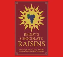 Reddy's Chocolate Raisins - Utopia by Tim Topping