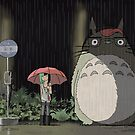 My Girlfriend Totoro by Meg Hanlon