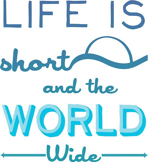 Life Is Short by Look Human
