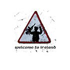 welcome to ireland by studenna