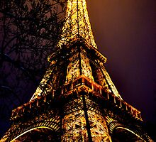 The Eiffel Tower by Aisling Lynch