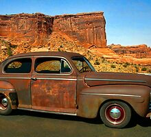 1946 Ford Jalopy by TeeMack