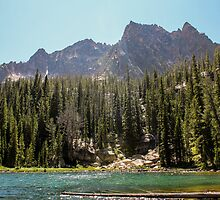 Saddleback Lakes by Will Rynearson