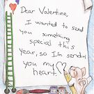 Dear Valentine by s1lence
