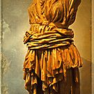 Roman Sculpture, Palatine Hill by LaRoach