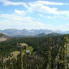 Casino Lakes - Stanley, Idaho by CADavis