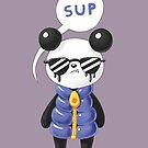 Sup Panda by freeminds