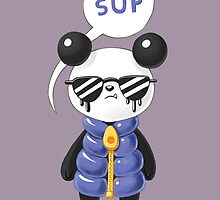 Sup Panda by freeminds