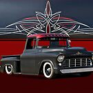 1956 Chevrolet Custom Pick-Up by DaveKoontz