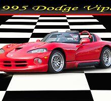 1995 Dodge Viper w/ ID by DaveKoontz