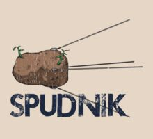 Spudnik Full Color by Miachalistic