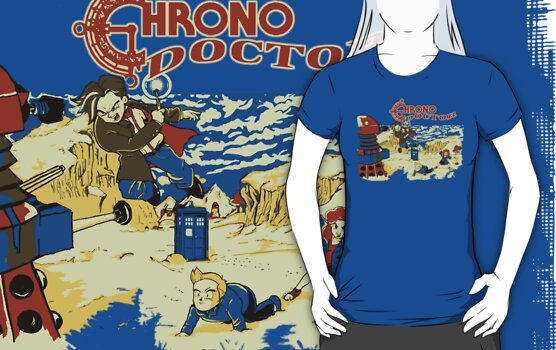 Chrono Doctor by Creative Outpouring