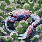 Coral crab by Neil Goodridge