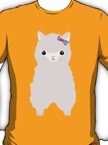Alpaca in love T-Shirt