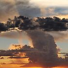 Exploding Cloud by Mark Ingram Photography