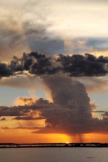 Exploding Cloud by Mark Ingram