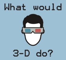 What would 3-D do? - Back to the Future by Ryan Wilson
