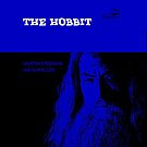The Hobbit, Retro IPAD case by dgoring