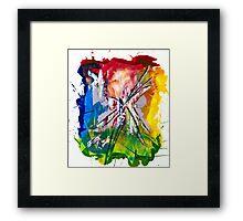 Alseides Framed Print