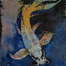 Dragon Koi by Michael Creese