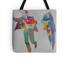 Technicolour Butch and Sundance Tote Bag