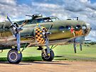 Sally B - A Flying Legend - HDR by Colin  Williams Photography